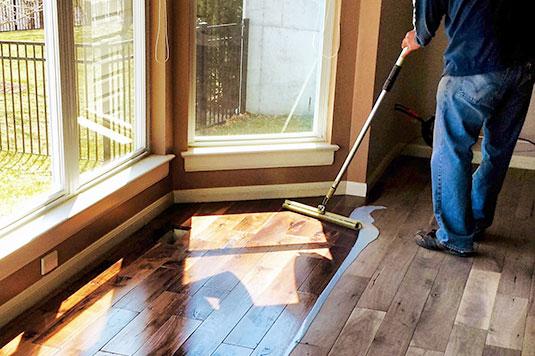 Finishing Touches Historic Floor Company