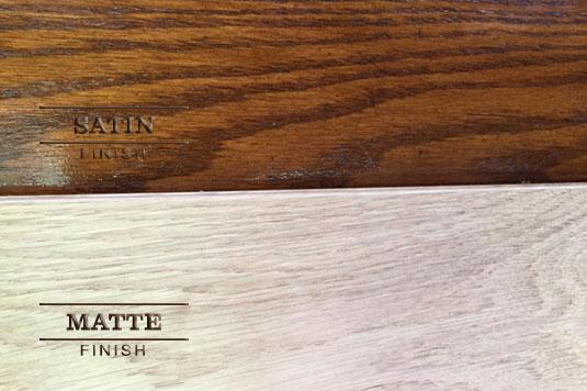 Finishing Touches - Historic Floor Company